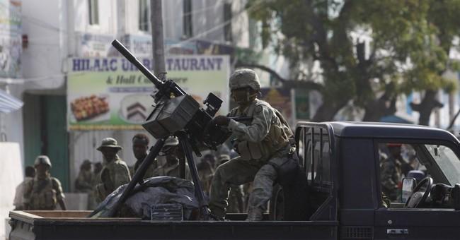 Official: Al-Shabab siege at Somali hotel ends, 24 dead
