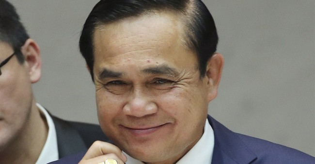 In Thailand, a mercurial junta leader known for sharp tongue