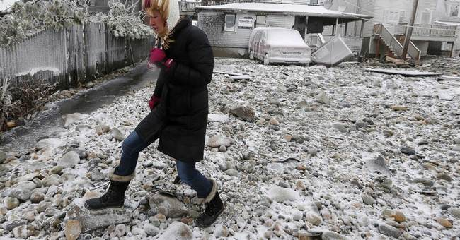 Boston area expects a flood of claims after record winter