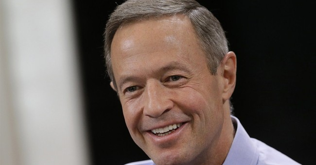 O'Malley: Presidency 'not some crown' families should share