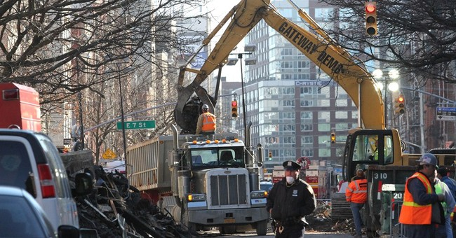 NYC blast probe highlights problem of stealing gas