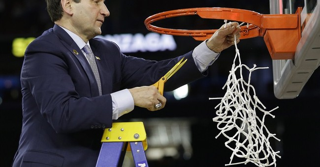 Three No. 1 seeds in the Final Four