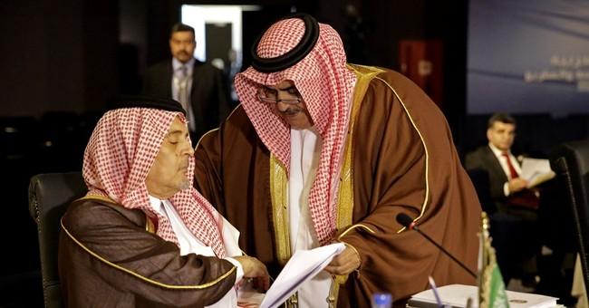 Saudi Arabia, Egypt show discord over Syria
