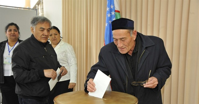 High turnout as Uzbekistan votes for president