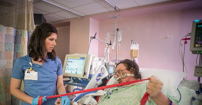 Exercising critically ill patients may help speed recovery