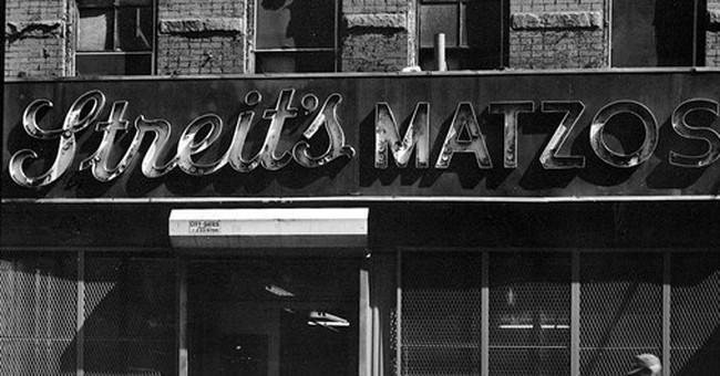Century-old NYC matzo factory faces a high-tech future