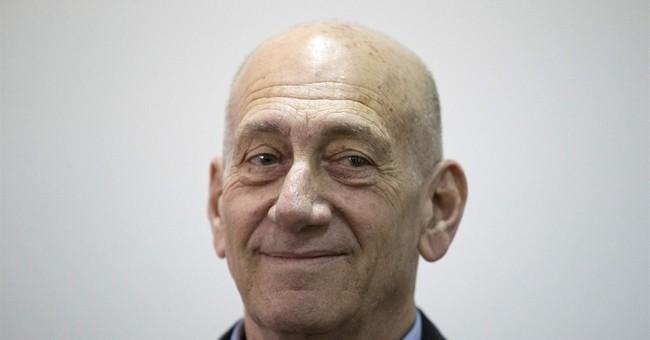 Former Israeli Premier Olmert convicted in corruption case