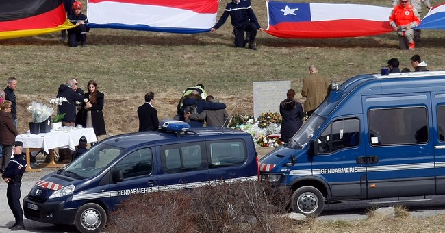 German co-pilot was once treated for suicidal tendencies