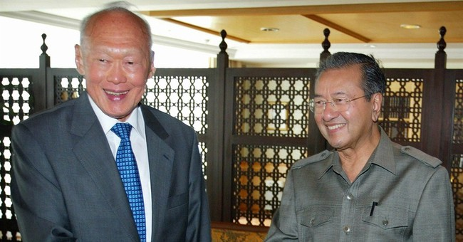 With Lee's passing, Mahathir is last of SE Asia's old guards