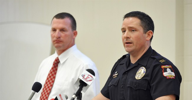 Police: Auditor spokesman left note before apparent suicide