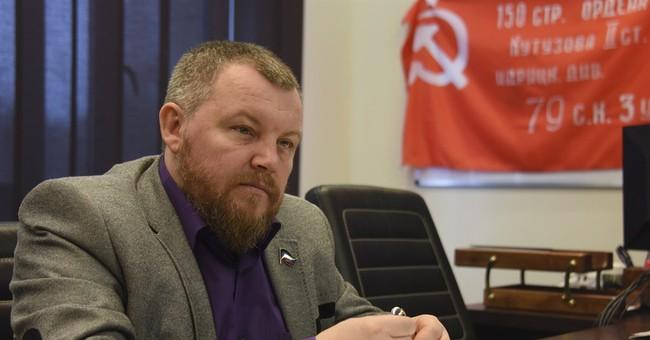 Rebel leader: Kiev blocks solution for eastern Ukraine