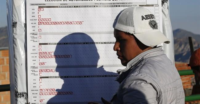 Evo Morales' party loses La Paz in Bolivian elections