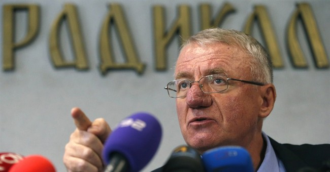 UN tribunal says Serb suspect Seselj has to return to court