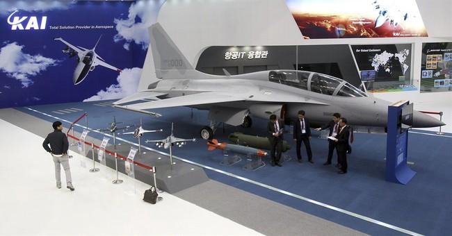 South Korean firm named sole bidder for big fighter jet deal