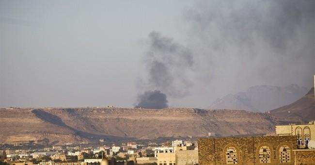 Yemen civilians shudder, bristle under bombing campaign