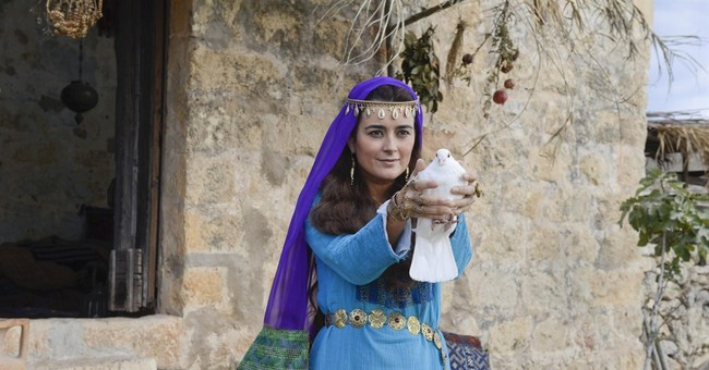 Cote de Pablo returns to CBS in 'The Dovekeepers' miniseries
