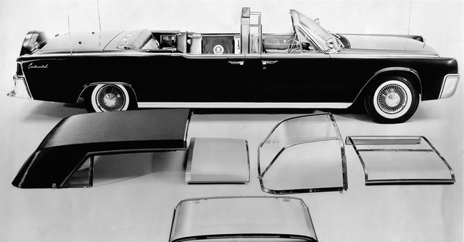 AP PHOTOS: As the Lincoln Continental returns; a look back