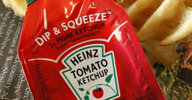 Michigan entrepreneur claiming idea for Heinz Dip & Squeeze