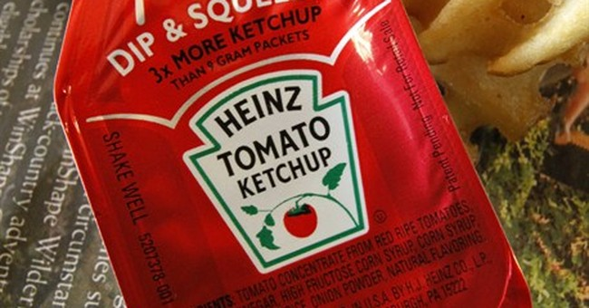 Michigan entrepreneur claiming idea for Heinz Dip & Squeeze