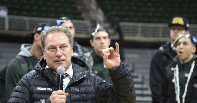 A year later than expected, Michigan St back in Final Four