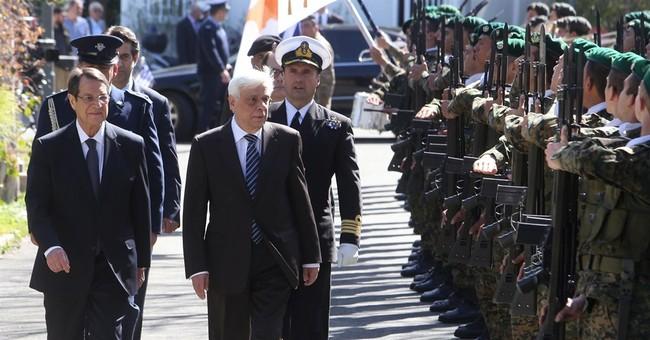 Turkish Cypriots halt gas search for peace talks restart
