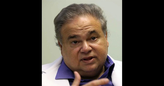 AP source: US moving toward charging doctor in Menendez case