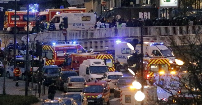 Key events in Paris newspaper attack and hostage-takings