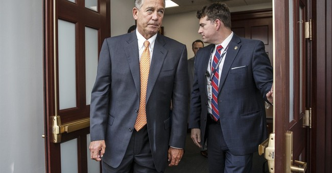 Boehner's embrace of GOP rebels nudges House caucus to right