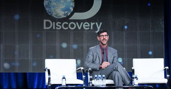 Discovery's new boss says so long to giant snakes