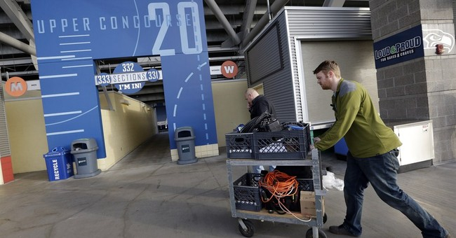 Seahawks game will be site of earthquake experiment