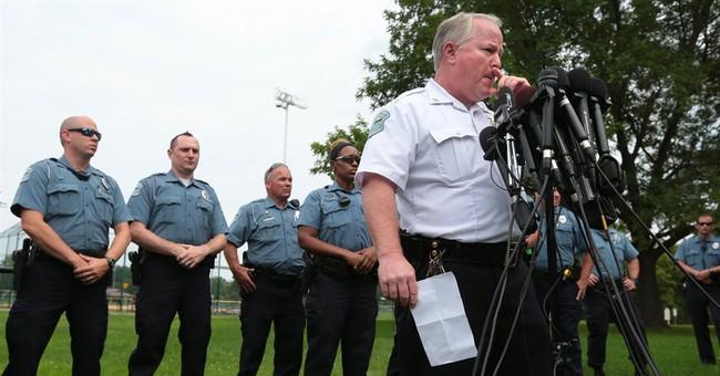 APNewsBreak: Missouri leaders sought Ferguson resignation