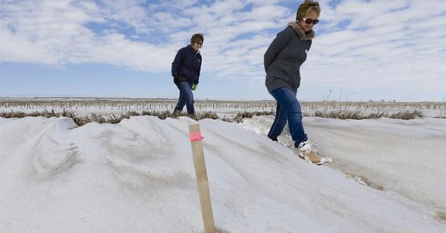 Nebraska high court tosses suit over Keystone pipeline route