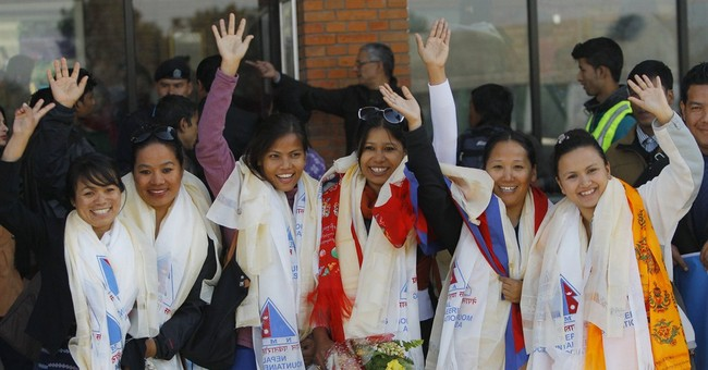 Nepalese women team scales highest peaks on all 7 continents