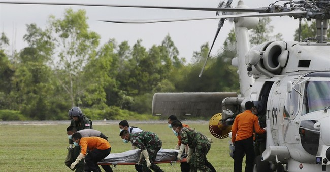 Signals heard in Java Sea, but unclear if from AirAsia jet