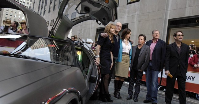 30 years later, 'Back To The Future' car in legal battle