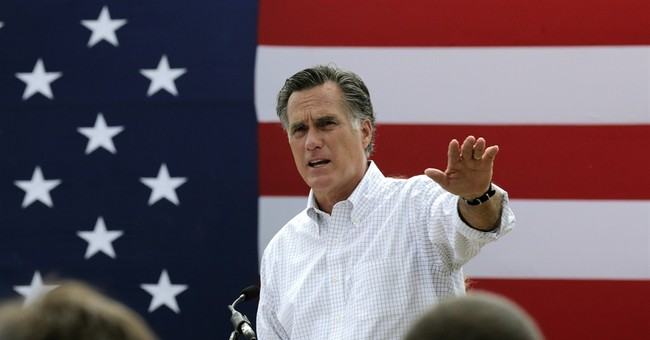 AP sources: Romney considering 3rd run for White House