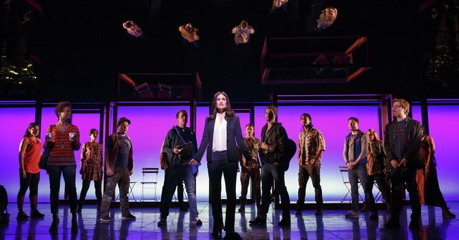 Idina Menzel's 'If/Then' closing on Broadway March 22
