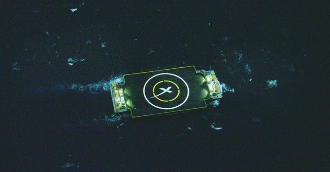 SpaceX tries again to launch station supplies, land rocket