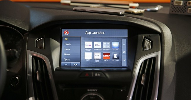 Coming to a car near you: auto technology at CES