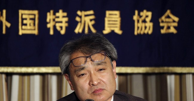 Japanese publisher sued after disputing WWII sex slave story