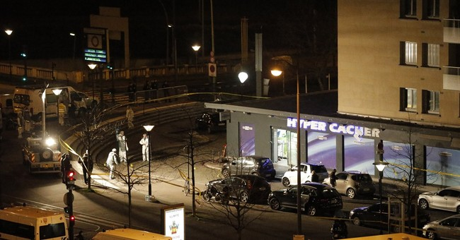 AP PHOTOS: French security forces end 3 days of terror