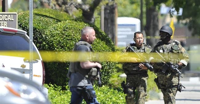 Man kills woman, himself in California office shooting