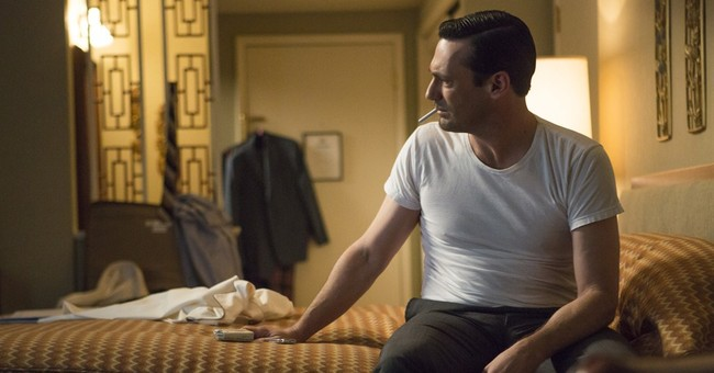 Just 7 more episodes of 'Mad Men' as its creator looks back