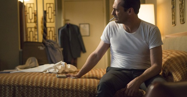 Pssst: Don Draper doesn't really write those 'Mad Men' ads