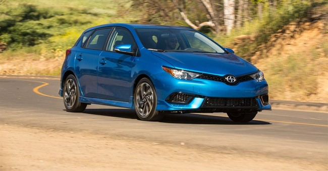Scion youth looks to sedan, hatchback to revive sales