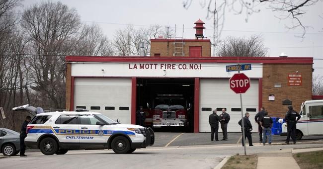 Ex-firefighter arrested after holding 4 others hostage