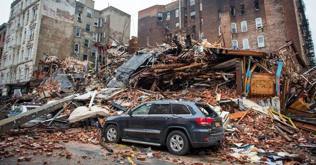 3 of 4 critically injured in NYC blast leave hospital