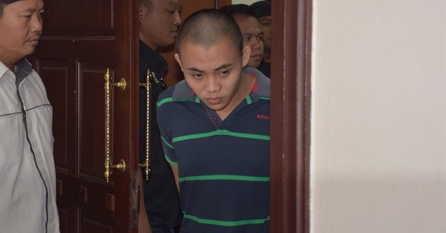 Malaysian fish seller to hang for killing 2 British students