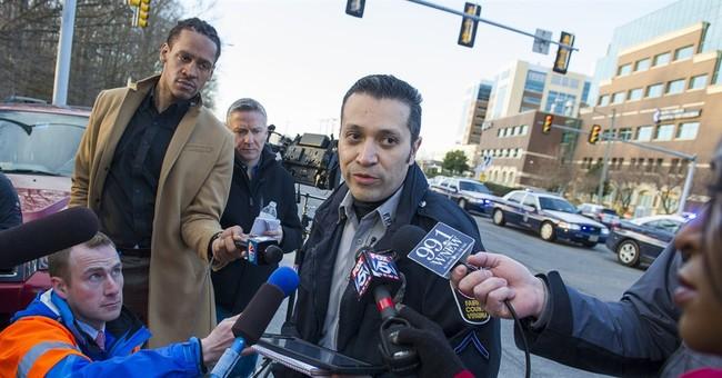Police: Prisoner who stole gun, fled hospital found in DC