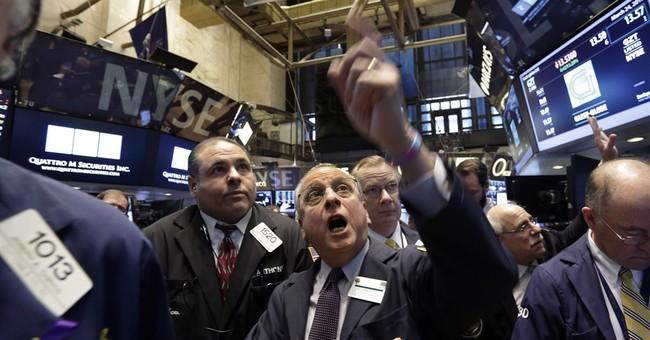 Bull trots on: Stocks grind higher for 9th straight quarter